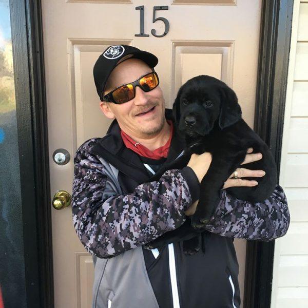 Service Dog for Homeless