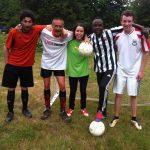 End Homeless Soccer Team